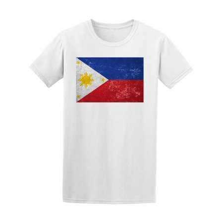 Old Grunge Philippines Tee Men's -Image by (Old Van For Sale Philippines)