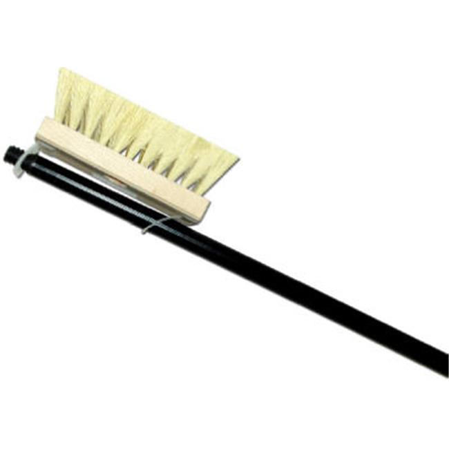 01708-12 7 in. Roof Brush With Handle - image 1 of 1