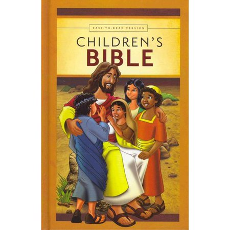 Childrens Bible: Easy-To-Read Version by