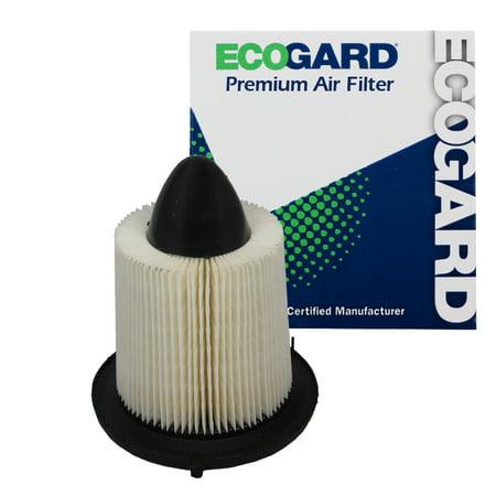 ECOGARD XA5155 Premium Engine Air Filter Fits Ford Escort; Mercury Tracer ()