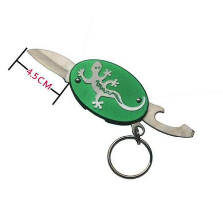 Weefy Outdoor Survival Mini Self-defense tool Gecko