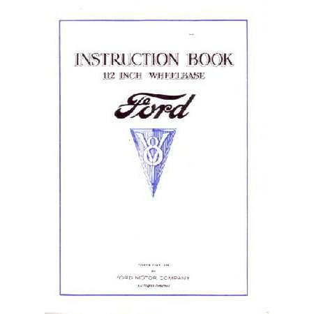Bishko OEM Maintenance Owner's Manual Bound for Ford All