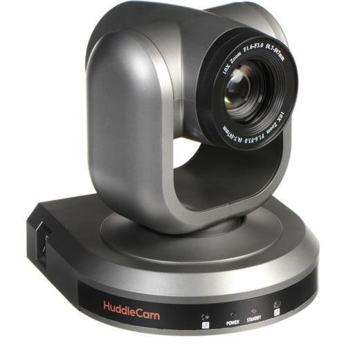 HuddleCamHD HC10X-GY-G3 PTZ Camera (Gray)