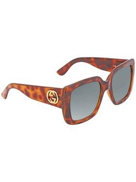 a61d7ccc4f Product Image Gucci GG0141S 002 Havana Square Sunglasses