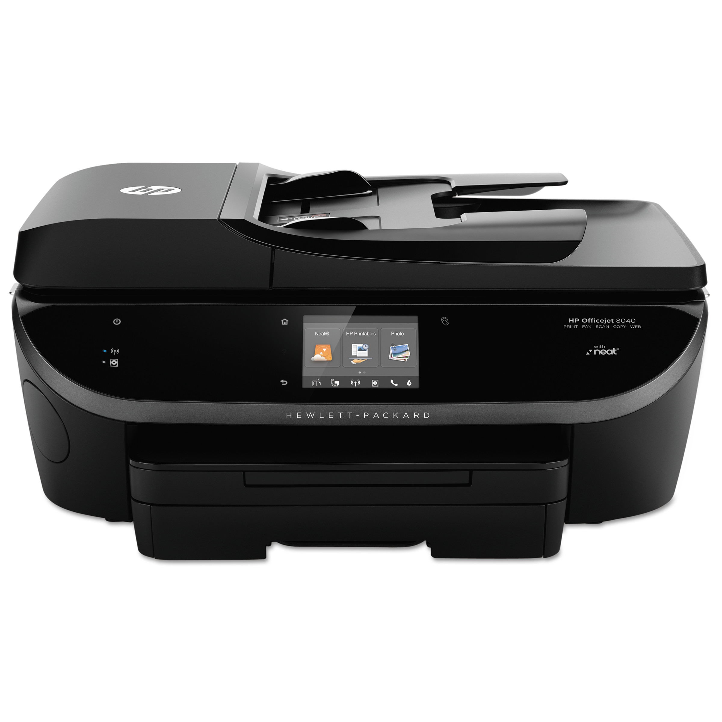 HP Officejet 8040 Wireless e-All-in-One Printer, Copy Fax Print Scan by HP