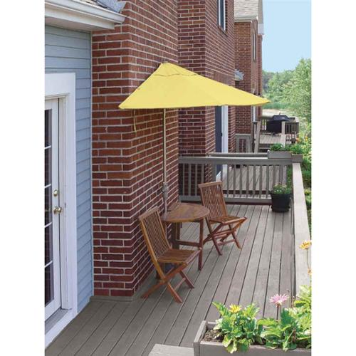 5- Pc Outdoor Seating Set in Yellow