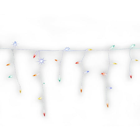 Holiday Time Christmas Lights Led Multi Colored Lights  500 Count