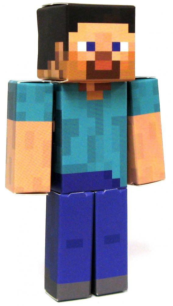 Minecraft Steve Papercraft Walmart