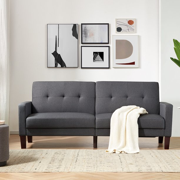 Fabric Sectional Sofa Bed Modern