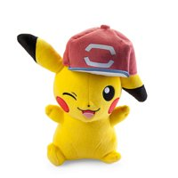 Pokemon the Movie: I Choose You! Pikachu Alola Cap Ver. 10 inch Plush Toy