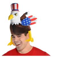 Patriotic Party Eagle Hat