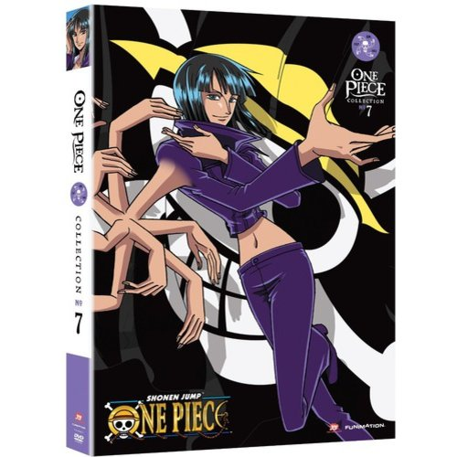 ONE PIECE COLLECTION 7 (DVD/4DISCS)