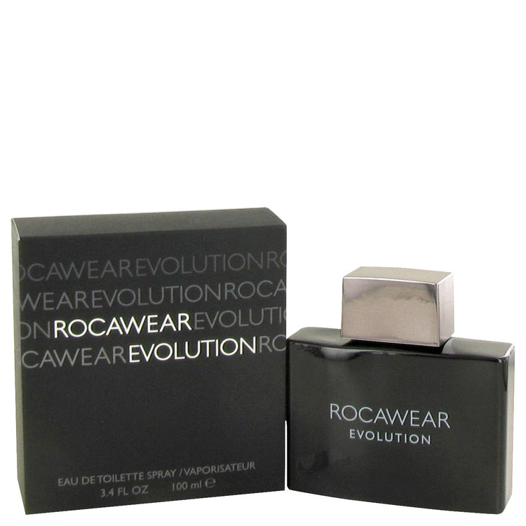 Rocawear Evolution by Jay-Z Eau De Toilette Spray 3.4 oz-100 ml-Men