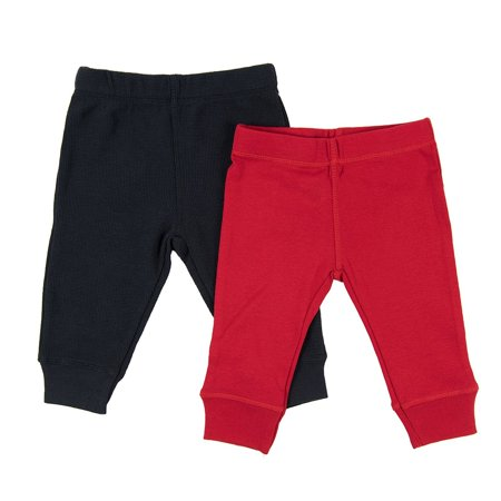 Color Plant - Solid Baby Crawling Pants & Legging Set Kids Baby Pants (Size 3-24 Months) Variety of Colors