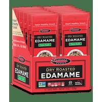 SEAPOINT FARMS, Dry Roasted Edamame w/sea salt, 1.58oz. (144count)