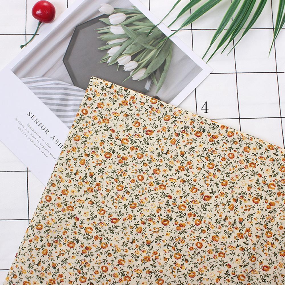 Pre-Cut Cotton Fabric Grey 50cm Cotton Fabric DIY Assorted Squares Pre-Cut Bedding Suite Quarters Bundle 3 Types 7pcs 50