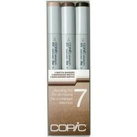 Copic Sketch Blending Trio Markers 3/Pkg Set 7