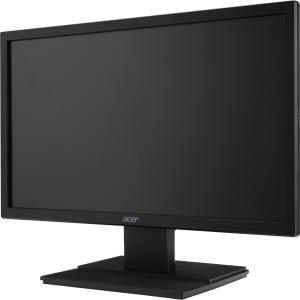 Acer V6 Series (V246hyl Bmdp) 23.8in Lcd Monitor 1920x1080 1k:1  Vga Dvi Blk 5ms Spkr