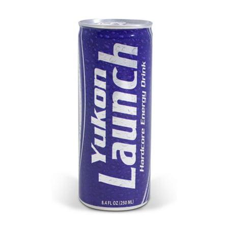 Yukon Launch Hardcore Energy Drink  Classic Flavor   Ycwd 01