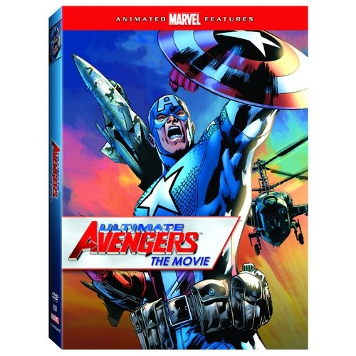 Ultimate Avengers: The Movie (With INSTAWATCH) (Widescreen)