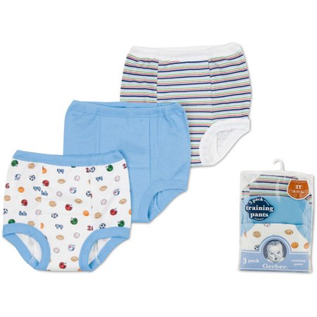 c175d82c41afaf Gerber - Baby Boys' Cotton Training Pant - Walmart.com