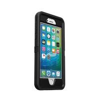 OtterBox Defender Series Pro Phone Case for Apple iPhone 6, iPhone 6s - Black