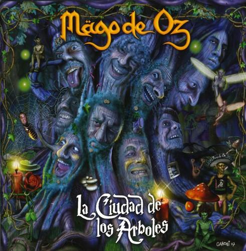 Mago De Oz - La Ciudad De Los Arboles [CD]