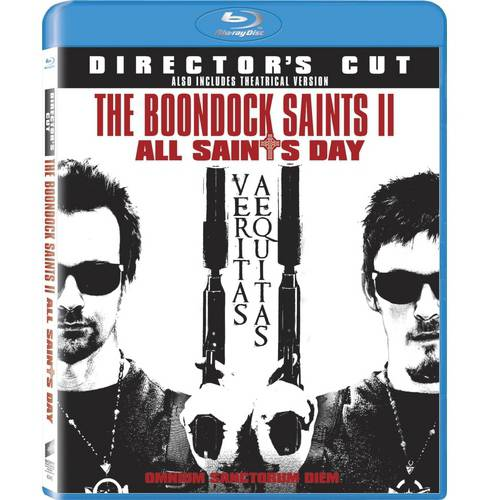 The Boondock Saints II: All Saints Day (Blu-ray) (With INSTAWATCH) (Widescreen)