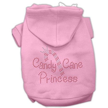 Candy Cane Princess Hoodies Pink S (10) Candy Cane Princess Hoodies Pink S (10)
