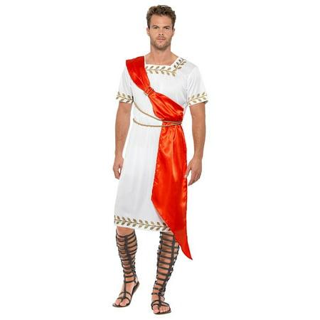 Roman Senator Adult Costume - X-Large (Adult Roman Costumes)