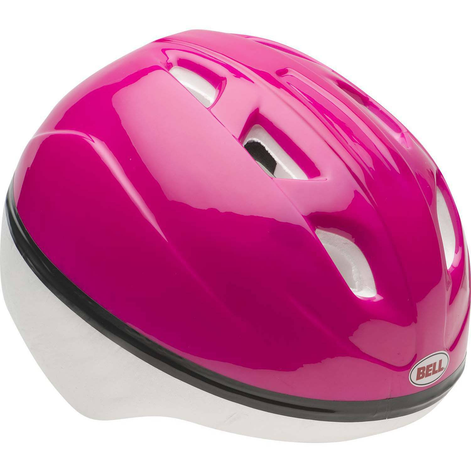 Bell Sports Shadow Toddler Helmet, Solid Pink