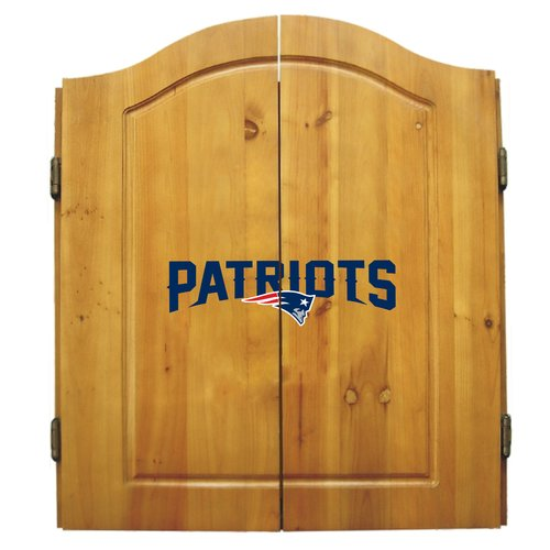 Imperial International NFL Dart Cabinet, New England Patriots