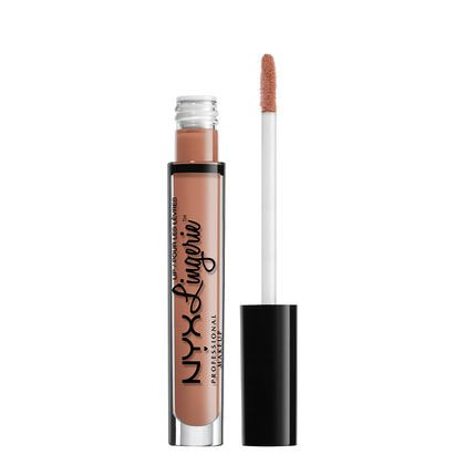 NYX LIP Lingerie Liquid Lipstick - Option: Dusk To Dawn