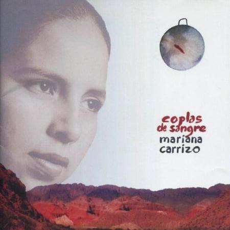 Mariana Carrizo   Coplas De Sangre  Cd