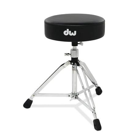 DW Drum Workshop 5100 Round Seat Drum Throne