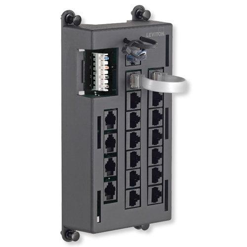 Leviton Phone Input Distribution Panel (TIDP) (476TL-T12)