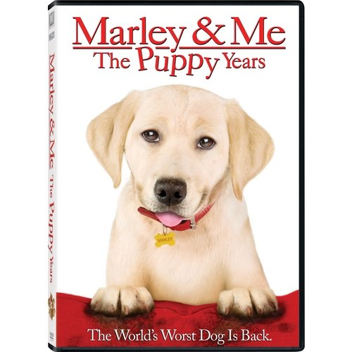 MARLEY & ME-PUPPY YEARS (DVD/WS-1.78/ENG-FR-SP SUB)