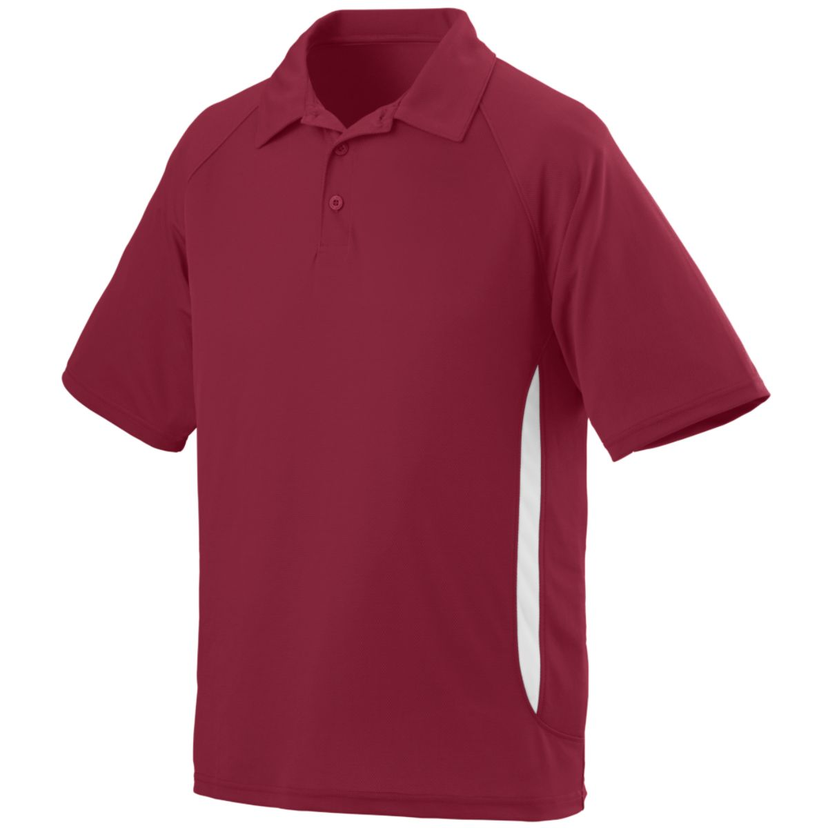 Augusta Mission Sport Shirt Crdl/Whi L - image 1 of 1