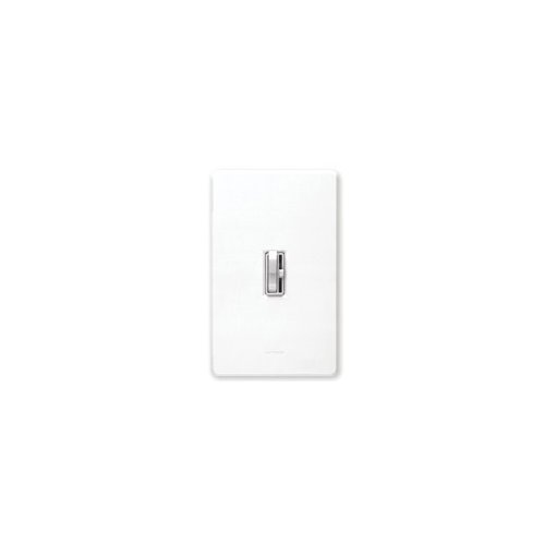 Lutron Electronics TG-603PH-WH White Toggle Dimmer 3-Way Preset Toggle Style Preset Carded