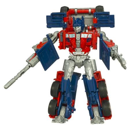 Transformers Revenge of the Fallen Double Blade Optimus Prime Action