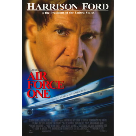 Air Force One 1997 11x17 Movie Poster