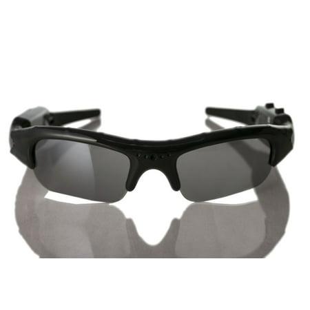 Spy Camera Gadget - Secret Surveillance Sunglasses