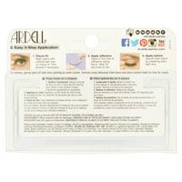 4bd2ce4dde1 Product Image Ardell False Eyelashes, Black, 124, 1 Pair