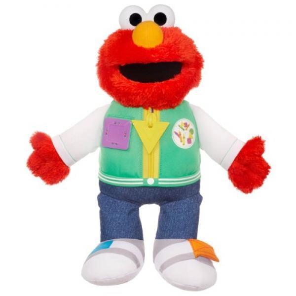 Playskool Sesame Street Steps to School Ready for School Elmo by
