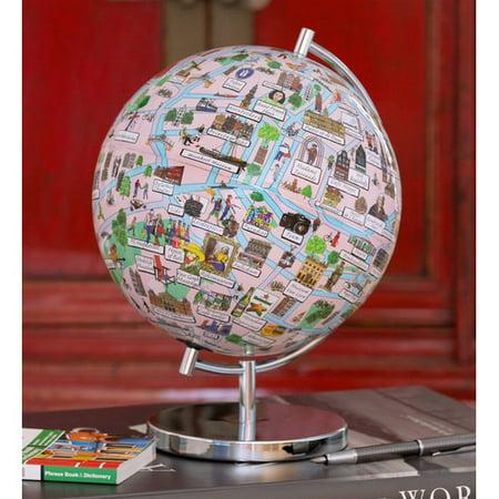 Waypoint Geographic Amsterdam Globe