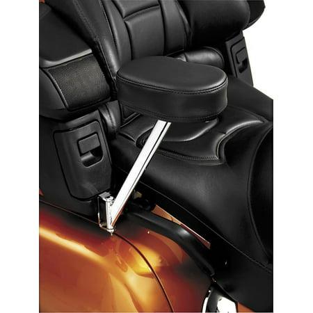 Show Chrome 52-677A Passenger Armrest for GL1800 (Show Chrome Armrest)