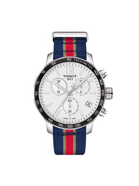 Tissot Quickster New Orleans Pelicans Chronograph Mens Watch T0954171703721