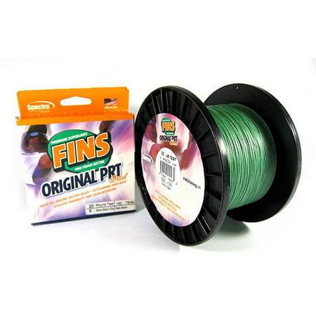 Fins spectra fishing line original prt slate green for Spectra fishing line