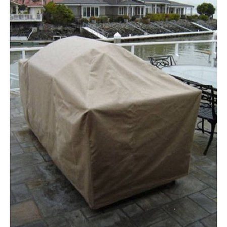 Covered Living BBQ Island Grill Covers up to