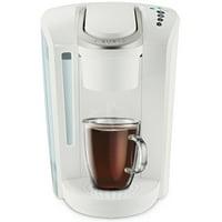 Keurig K-Select Single Serve, K-Cup Pod Coffee Maker, Matte White